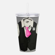 Unique Catering Acrylic Double-wall Tumbler