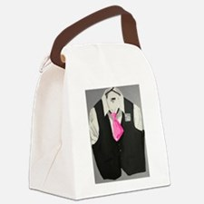 Funny Catering Canvas Lunch Bag