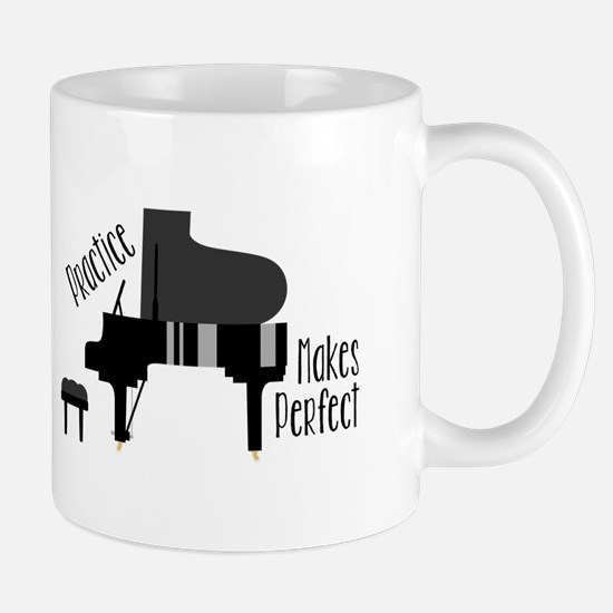 Piano Practice Mugs