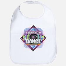 Dance Forever Bib