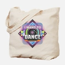 Dance Forever Tote Bag