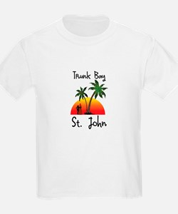 Trunk Bay St. John T-Shirt