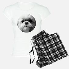 Shih Tzu Photo Pajamas