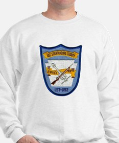 Unique Gator navy Sweatshirt