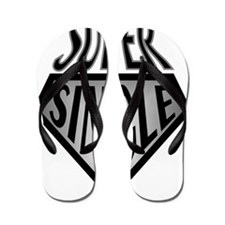 Cute Single guy Flip Flops