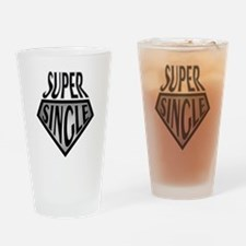 Unique Single guy Drinking Glass