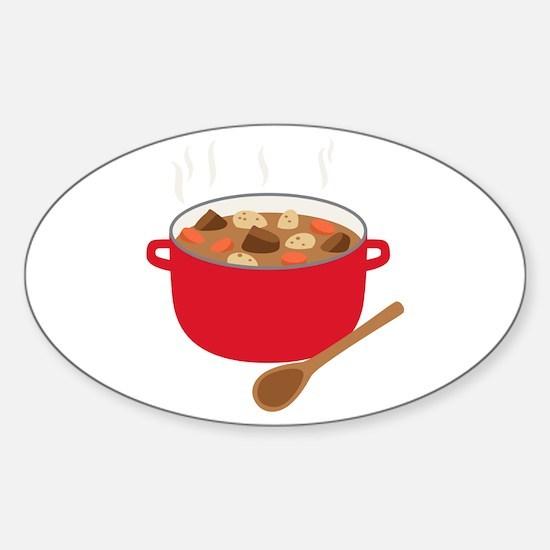 Stew Pot Decal