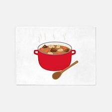 Stew Pot 5'x7'Area Rug