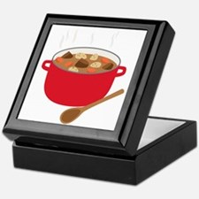 Stew Pot Keepsake Box