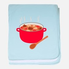 Stew Pot baby blanket
