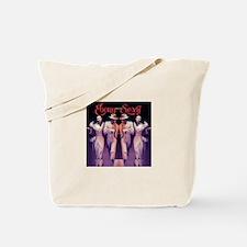 Ebony Sexy Tote Bag
