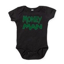 Cute Billionaire Baby Bodysuit