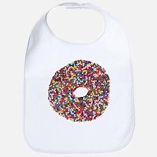 Sprinkles Donut Bib