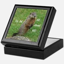 Groundhog Day Keepsake Box