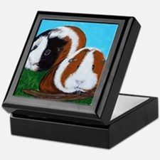 Cute Guinea pig Keepsake Box