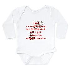 Cute Cool Long Sleeve Infant Bodysuit