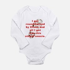 Cool Entertainment Long Sleeve Infant Bodysuit