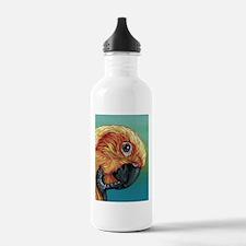 Sun Conure Parrot Water Bottle