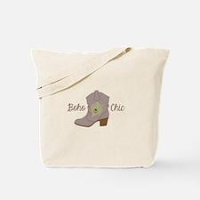 Boho Chic Tote Bag