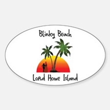 Blinky Beach Decal
