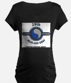 29TH INFANTRY DIVISION Maternity T-Shirt