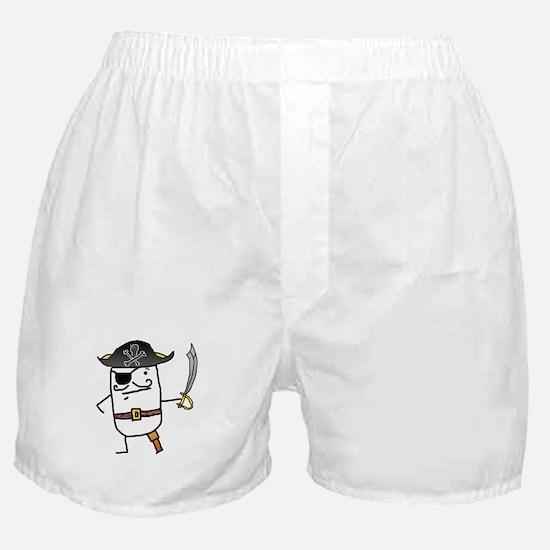 Big John Silver Boxer Shorts