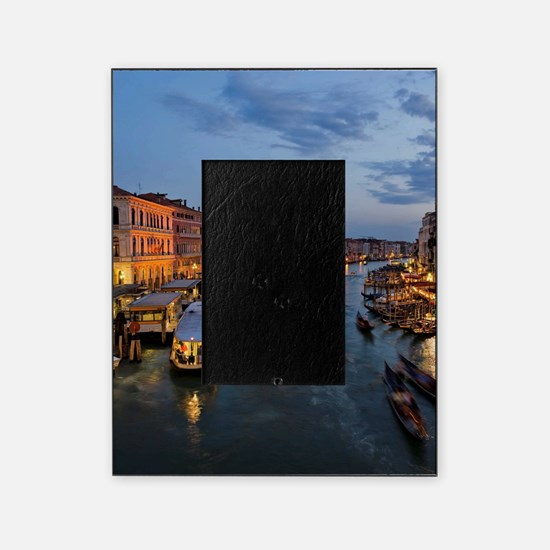 VENICE CANAL Picture Frame