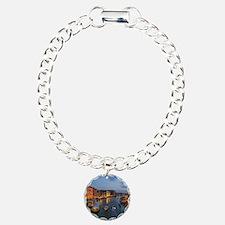 VENICE CANAL Charm Bracelet, One Charm