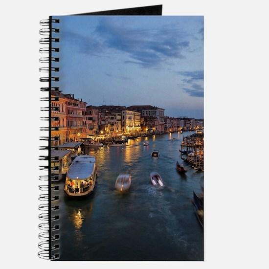 VENICE CANAL Journal