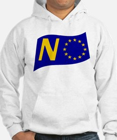 Just say NO to the EU! Hoodie