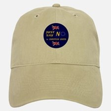 Vote to get Out! Baseball Baseball Cap