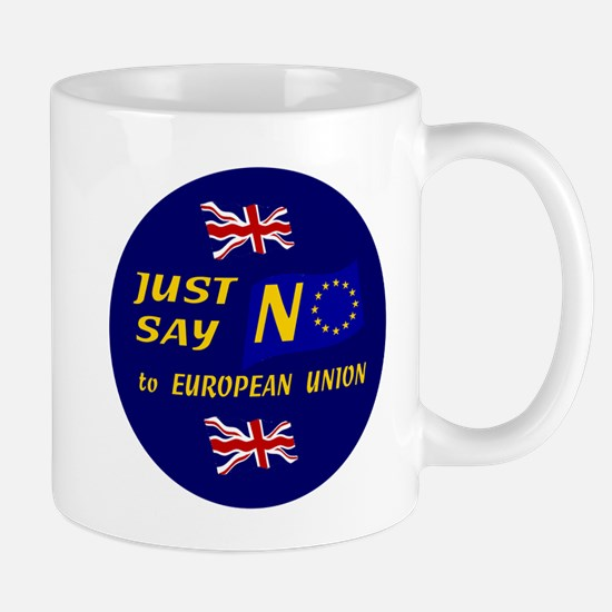 Vote To Get Out! Mug Mugs