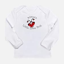 Funny Nana valentine Long Sleeve Infant T-Shirt