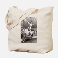 circus art Tote Bag