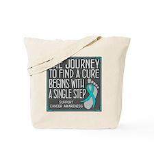 Ovarian Cancer Walk Tote Bag