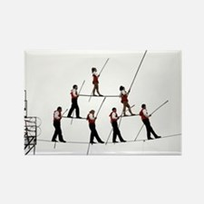 circus art Magnets