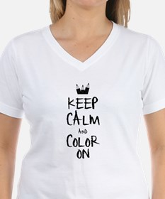 Color_on_2 T-Shirt