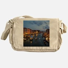 VENICE CANAL Messenger Bag