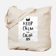 Color_on_2 Tote Bag