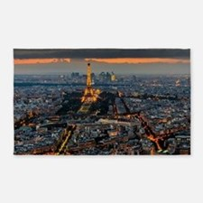 PARIS FROM ABOVE Area Rug