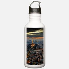 PARIS FROM ABOVE Water Bottle