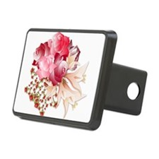 Bouquet of Roses Hitch Cover