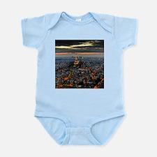 PARIS FROM ABOVE Infant Bodysuit