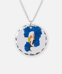 Blonde Bombshell Necklace