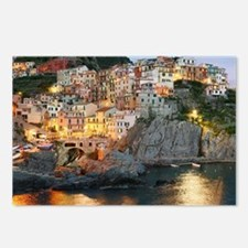MANAROLA ITALY Postcards (Package of 8)