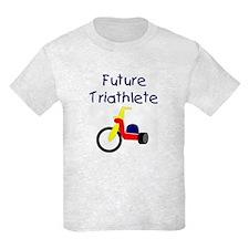"""""""Future Triathlete"""" T-Shirt"""