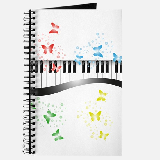 Butterfly piano music Journal