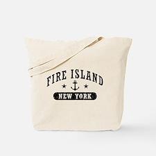 Fire Island NY Tote Bag