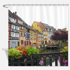 COLMAR FRANCE Shower Curtain