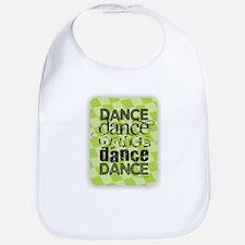 Dance Green Bib